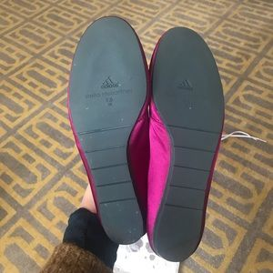 Adidas by Stella McCartney Shoes - Stella McCartney Menari flats - fuchsia- 9